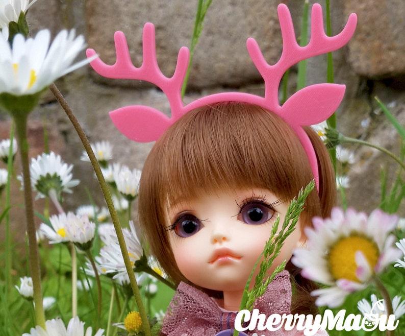 Headband Deer for Lati Yellow Lati White Momoko image 0