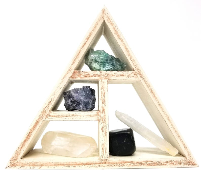 MENTAL CLARITY Crystal Healing Kit / Energy Stones and Crystal image 0