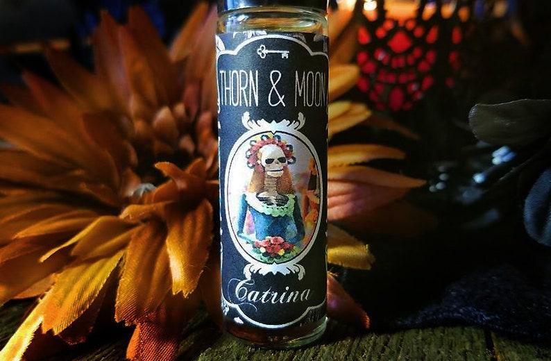 Fragrance Oil  Catrina  Sugar Skull  Sweet Autumn Treat image 0