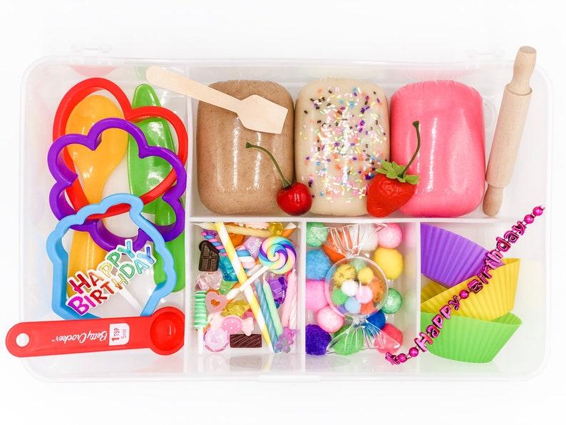Baking Play Dough Kit Bakery Play Dough Sensory Kit Baking