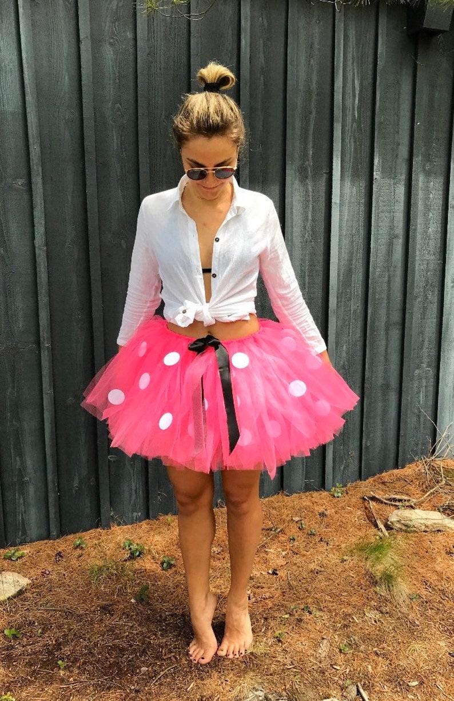 Minnie Skirts Mother Daughter Tutus