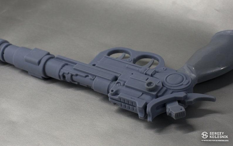 DX13 blaster 3Dprint kit